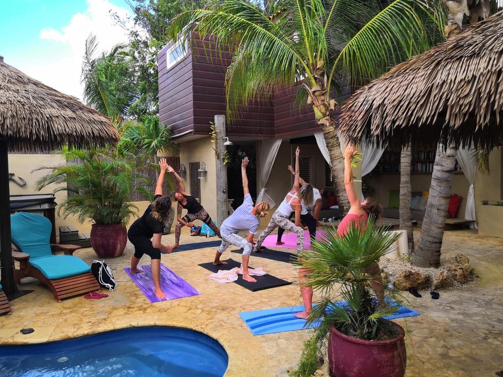 Yoga Bamboo Bali Bonaire